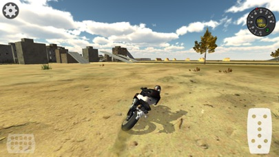 Screenshots of Fast Motorcycle Driver for iPhone