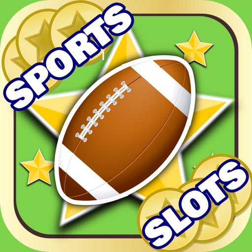 Sports Party Casino: Slots With Poker and Prize Wheel Bonuses! iOS App
