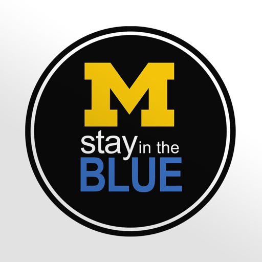Stay in the Blue iOS App