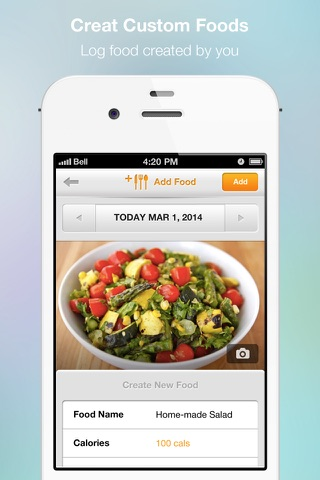 FitDay - Free Diet and Weight Loss Journal screenshot 4