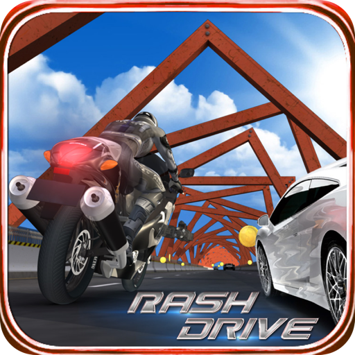 Endless Rash Drive : its a Moto Bike Multiplayer Race