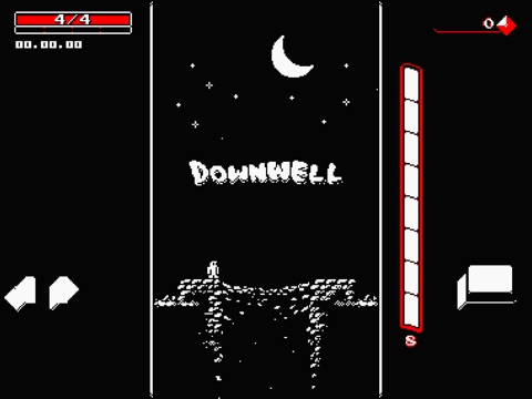 Screenshot #1 for Downwell