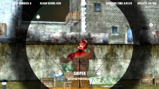 Jason vs Zombies 2 Screenshot
