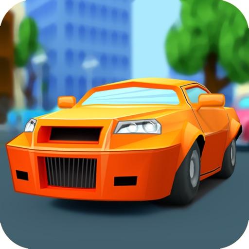 Parking Car 3D Free iOS App