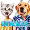Pet Pic Collage Shop : Tab Image Sticker Talking Story