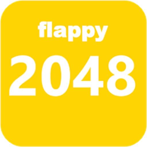 Flappy 2048 - the Tile is Flying like a Bird iOS App
