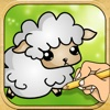 Draw And Play Domestic Animals