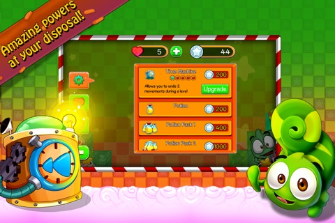 Candy Maze Free - The Sweet Puzzle Adventure for All Ages screenshot 3