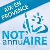 Annuaire des Notaires de la Cour d'Appel d'Aix-En-Provence