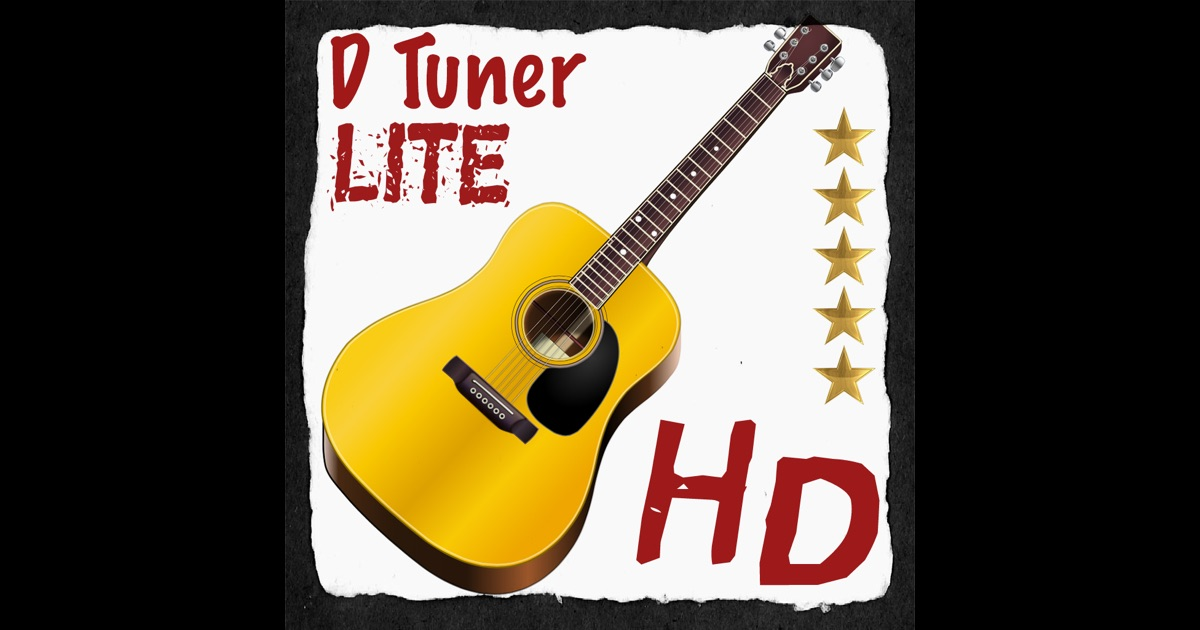download acoustic guitar tuner d tuner lite hd app for iphone and ipad. Black Bedroom Furniture Sets. Home Design Ideas