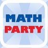 Math Party - multiplayer fun games for kids and their parents : addition, multiplication