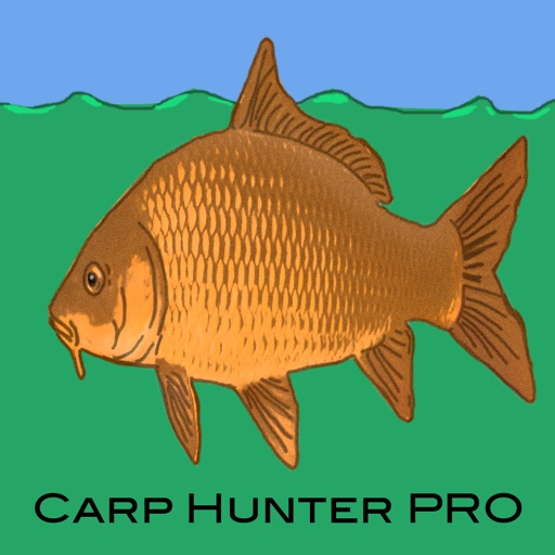 Carp fishing pro by perry mckinley for I fish pro