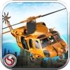 Pilote d'hélicoptère de sauvetage Flight Simulator