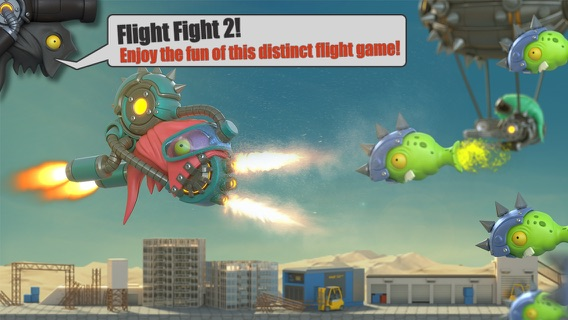 Flight Fight 2 Screenshot