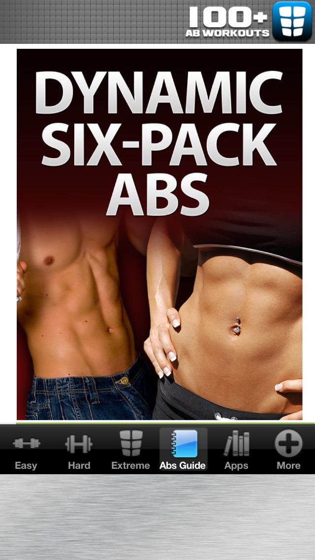 Ab Workouts : 100+ Six-Pack Abs flex exercises for belly fat core crunch-2