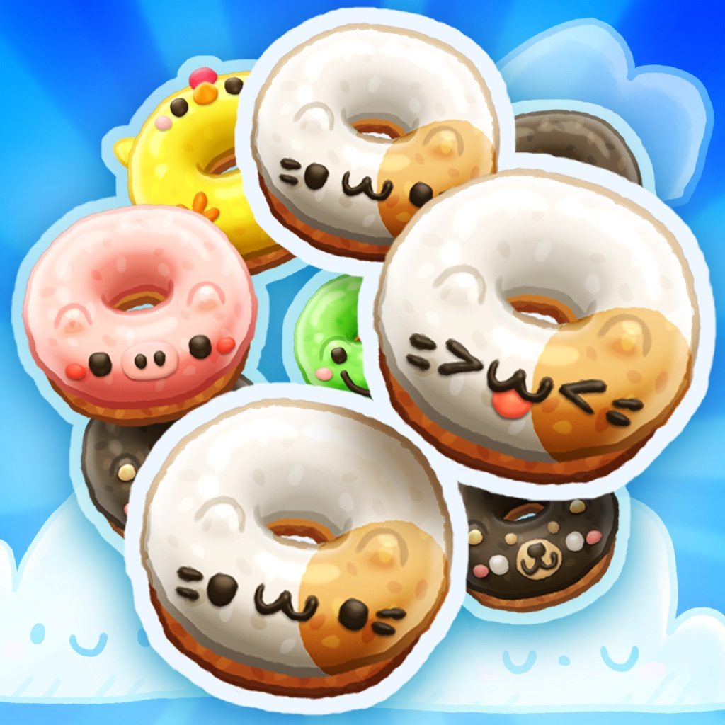 happy happy donuts破解存档 快乐甜甜圈无限金币存档