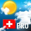 Wetter für die Schweiz Pro