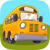 School Bus Trip - Funny Road Game Deluxe