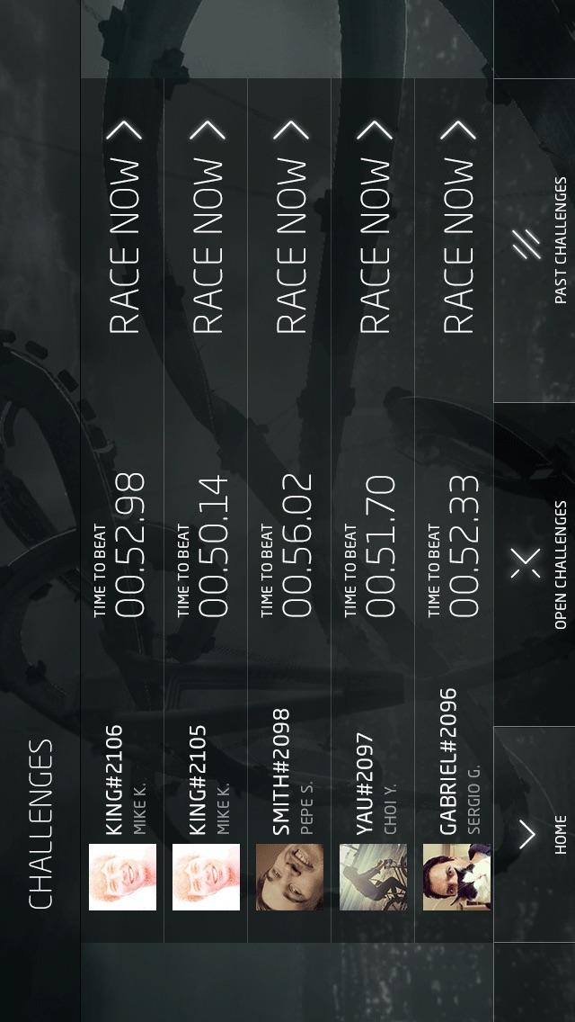 Screenshot of GT Ride5