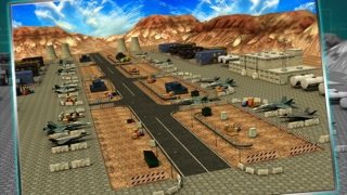 Screenshot #3 pour Jet Plane Parking 3D - Best Free Air Traffic & Aircraft Adventure Simulator