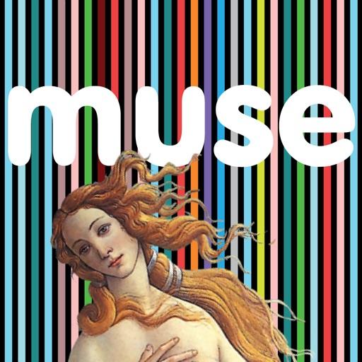 缪斯应用:muse-app【拼贴艺术】