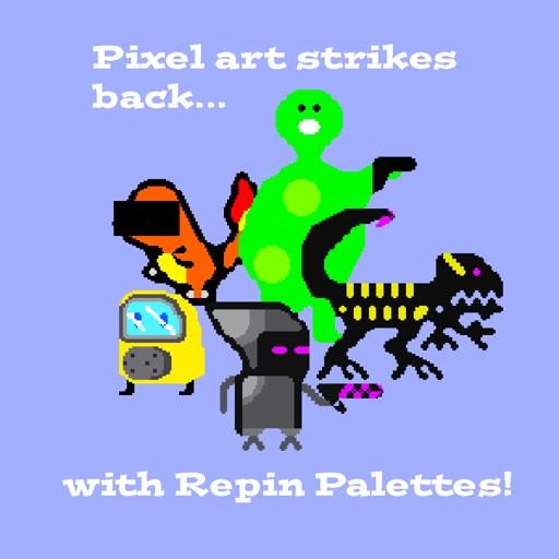 Repin Palettes iOS App
