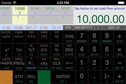 Calculator12 RPN screenshot 3