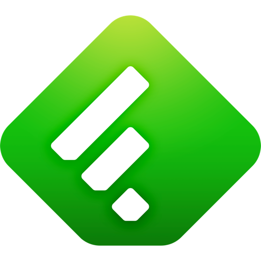 feedly. Read more, know more. Mac OS X