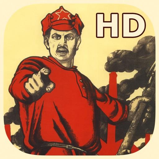 苏联海报:Soviet posters HD