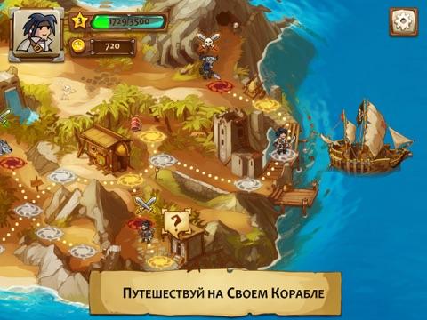 Braveland Pirate для iPad