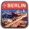 Offline Map Berlin, Germany: City Navigator Maps