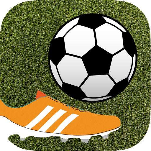 Brazil Goal Challenge iOS App