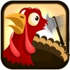 Run Turkey Run FREE - Crazy Gobble Jump Fun