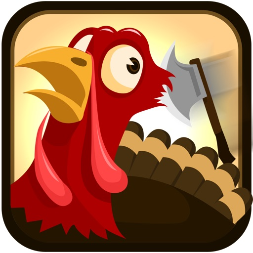 Run Turkey Run FREE - Crazy Gobble Jump Fun iOS App