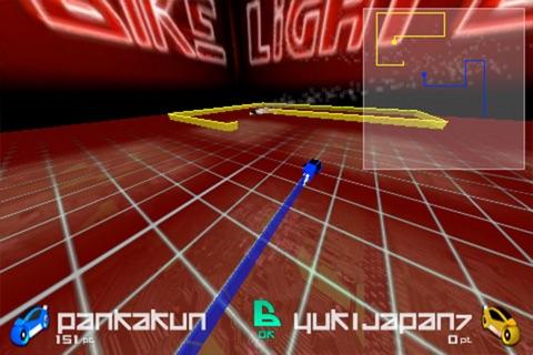 LightBike Online screenshot 2
