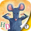 Fierce Grey Mouse HD