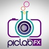 PicLabFx - Awesome Selfie Photo Editor. Change your face,  add border,  fx,  filters and share to facebook,  twitter,  tumblr,  flickr,  snapchat or instagram