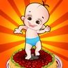 All Babies Dance on Pies - cute baby games for girls and boys free