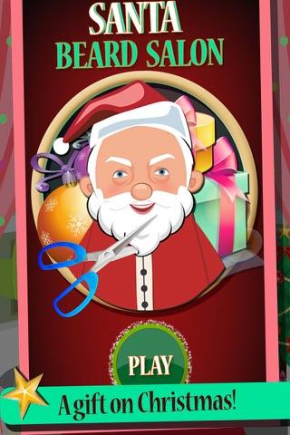 Santa Beard Salon screenshot 1