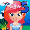 Mermaid Princess Learning Games for 5th Graders School Edition