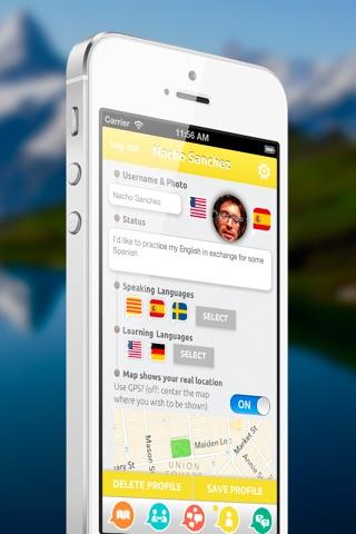 Lext Talk - Language Exchange! screenshot 4