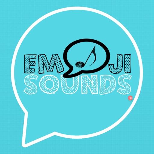 EmojiSounds HD - Stylish Audio Emoji - Send Funny Emoji Voice Message Directly to Anyone Anywhere! iOS App