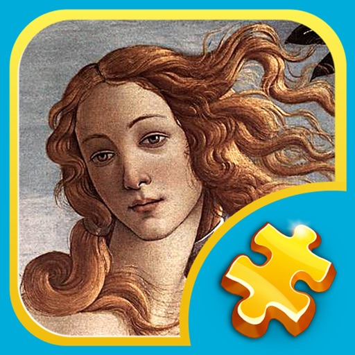 Magic Puzzles: Famous Paintings【名画拼图】