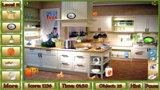Screenshot of Giochi Oggetti Nascosti Bella Cucina1