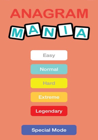 Anagram Mania screenshot 4