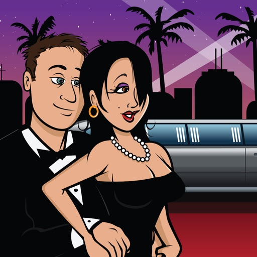 Hollywood VIP Celebrity Dash: My Best Friend and TV Star Game iOS App