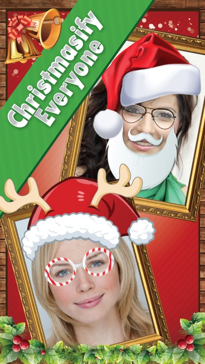 Christmas photo booth xmas santa yourself by tasnim ahmed christmas photo booth xmas santa yourself solutioingenieria Image collections