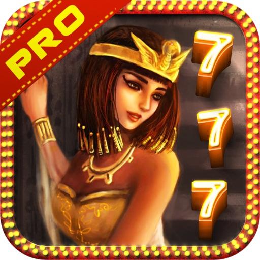 Cleopatra's Casino - Ancient Slots Game Of The Pharaoh Pro iOS App