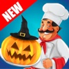 Pumpkin Cooking Chef Crush Fever- Happy Halloween Games