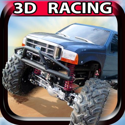монстр   грузовик Гонки   (   3D игры   )